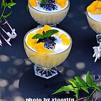 夏季不可错过的美味健康甜品--芒果鲜奶黑糯米的做法图解6