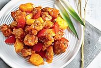 超级开胃菜--菠萝咕噜肉的做法