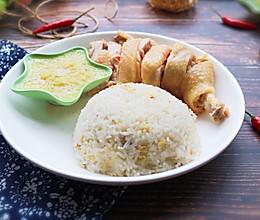 我的拿手好菜之简单版海南鸡饭的做法