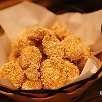 烤箱版鸡米花------减肥零食的做法图解21