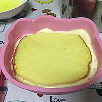 Hello Kitty 酸奶乳酪慕斯蛋糕的做法图解31