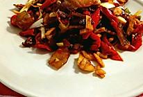 腊肉炒萝卜干的做法