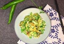 传统辣椒炒鸡蛋的做法
