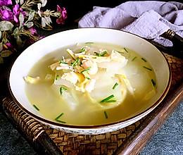 扁尖干贝冬瓜汤的做法
