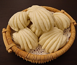 #快手又营养,我家的冬日必备菜品#花卷的做法