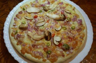 香草披萨12寸