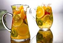 苹果鲜橙水果茶的做法