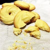 淡奶油曲奇饼干的做法图解12