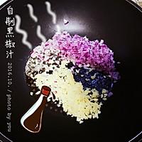 黑椒牛排(自制黑椒汁)的做法图解4