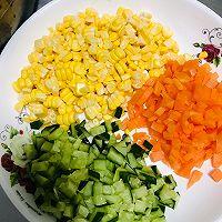 鲜甜可口的炒虾仁玉米的做法图解2