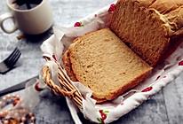 面包机版生姜红糖吐司#东菱4706W面包机#的做法