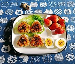 日式煎饭团的做法