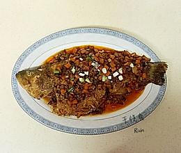 干烧鱼的做法