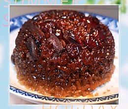 蔓越莓红枣红糖糯米饭的做法