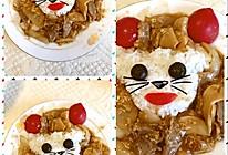 蚝油牛肉杏鲍菇儿童餐的做法