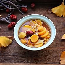 #快手又营养,我家的冬日必备菜品#红薯红枣汤圆汤