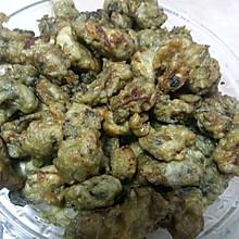 油炸海蛎子