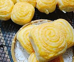 #春季减肥,边吃边瘦#豆乳面包的做法
