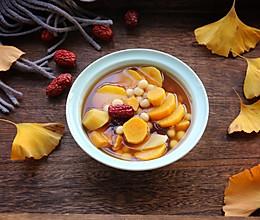#快手又营养,我家的冬日必备菜品#红薯红枣汤圆汤的做法