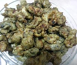 油炸海蛎子的做法