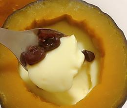 贝贝南瓜蒸蛋的做法