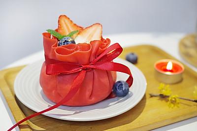 揭开千层福袋蛋糕的神秘面纱