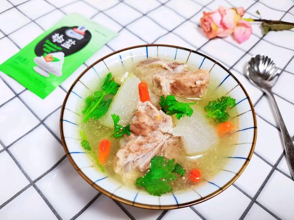 补钙长高高必吃的冬瓜排骨汤