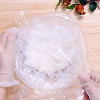 自制冰皮奶黄月饼,大人孩子都爱吃。 #晒出你的团圆大餐#的做法图解8