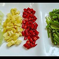 猪肉白菜炖粉条的做法图解2
