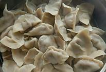 猪肉白菜韭菜饺子的做法