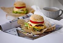 汉堡包#童年不同样,美食有花样#的做法