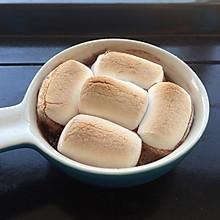 烤棉花糖热可可