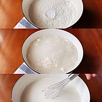 快手早餐:葱花鸡蛋饼的做法图解1