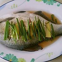 清蒸鳊鱼的做法图解8
