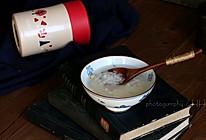 川贝雪梨粥#膳魔师移动的小厨房#的做法