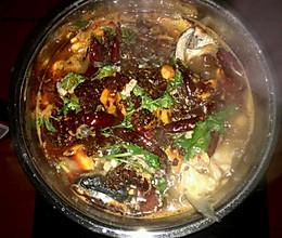 碳锅鱼的做法