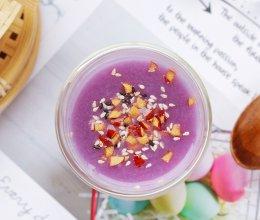 减肥瘦身,抗疲劳的紫薯燕麦米糊