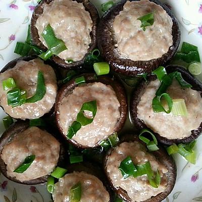 香菇蒸肉盏