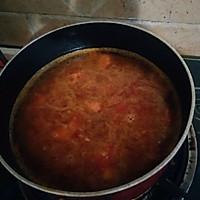 番茄鸡蛋汤的做法图解4