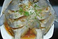 海鲜系列之清蒸鲳鱼的做法