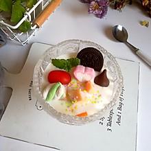 黄桃酸奶#硬核菜谱制作人#