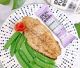 生酮食谱 黄油香煎龙利鱼的做法