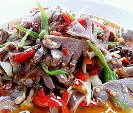 李孃孃爱厨房之——鲜椒炒鸭胗的做法