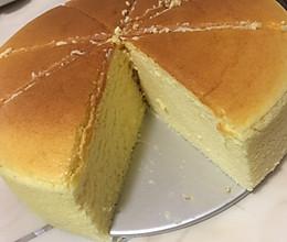 八寸轻乳酪蛋糕(半熟芝士)的做法