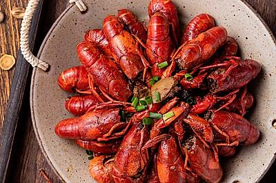 十三香小龙虾,花样吃虾