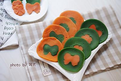 蔬菜软饼#柏翠辅食节-辅食添加#