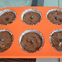 巧克力马芬杯(杯子蛋糕)的做法图解6