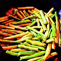 干煸四季豆#宴客拿手菜#的做法图解8