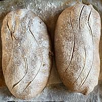蜜豆核桃bread的做法图解13
