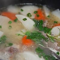 萝卜羊排骨汤#肉食者联盟#的做法图解11